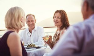 Thornton's Cruise World couples new to cruise