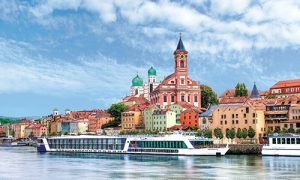 Thornton's Cruise World River Cruising image